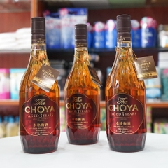 Rượu mơ The CHOYA AGE 3 YEARS 720ml