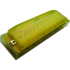 Kèn Harmonica Hohner Happy Harp Yellow C, M5151