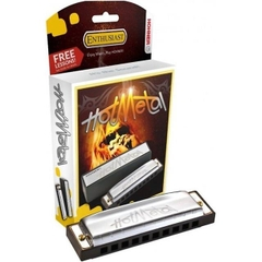 Kèn harmonica Hot Metal M57201