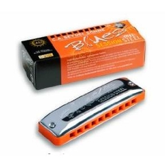 Kèn Harmonica Seydel Blues Session Steel 10310
