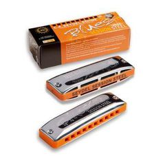 Kèn Harmonica Seydel Blues Session Steel Paddy Richter C - 10306C