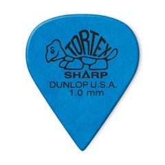 Miếng gảy guitar Dunlop TORTEX SHARP(GUITAR PICK) 412R1.0