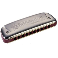 Kèn Harmonica Golden Melody Key D, M542036