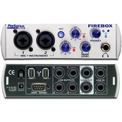 Presonus Soundcard FireBox