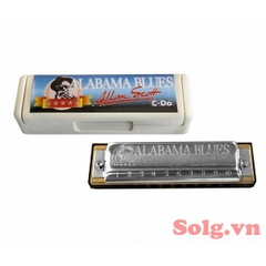 Harmonica Alabama Blues M50201