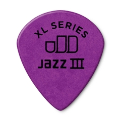 Miếng gảy guitar Dunlop TORTEX JAZZ III XL(GUITAR PICK)