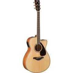 Đàn guitar acoustic electric Yamaha FSX820C