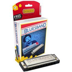 Kèn Harmonica Hohner Blues Band C, M55901