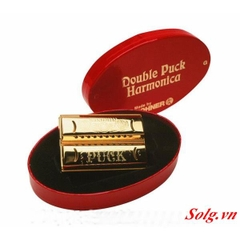 Kèn Harmonica Hohner Double Puck M55333