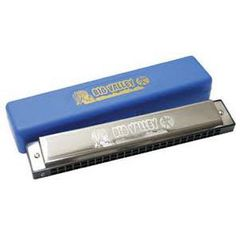 Kèn Harmonica Tremolo Big Valley C - M255001