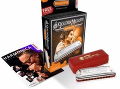 Kèn harmonica Golden Melody key A