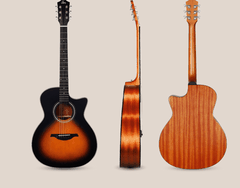 Đàn guitar acoustic Rex RA1C-VS