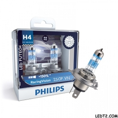 Đèn pha Halogen Philips Racing Vision +150%