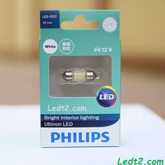Đèn trần Festoon Philips Ultinon