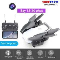 May bay flycam pro 20 phuts bay drone hd - shoptoy Drone 8