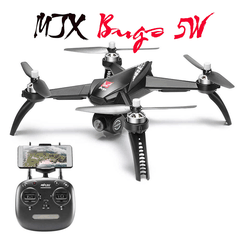 Flycam MJX Bugs 5W- GPS, Camera 8.0MP xoay 90 - Sóng 5Ghz