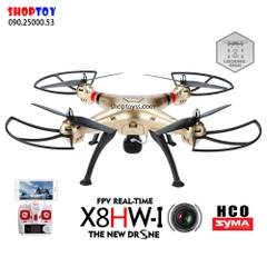 Đĩa bay Syma X8HW quadcopter rc
