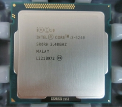 Intel Core i3-3240 (3.3GHz, 3MB L3 cache, Socket 1155)