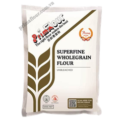 Bột mì Prima Superfine Wholegrain Flour