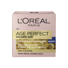 L'Oréal Paris Age Perfect Golden Age Festigende Pflege-Creme Nacht