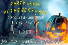 Join Our Horrible Halloween 27-31.10