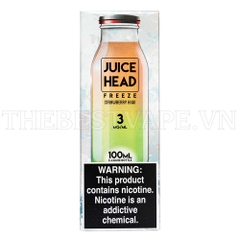 Tinh dầu vape Freeze Strawberry Kiwi 100ml Juice Head  the mỹ giá rẻ