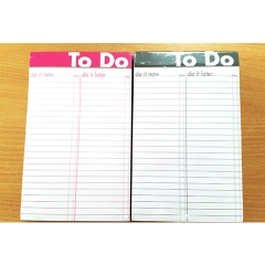 Vở to-do-list 50 tờ, 5x8