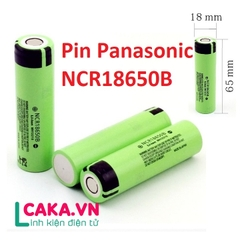 Pin Panasonic NCR18650B