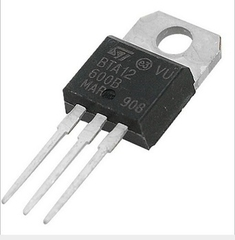 BTA12-600B TO220 TRIAC 12A 600V