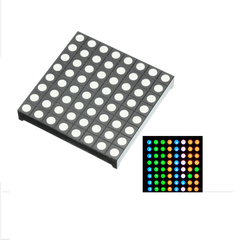 LED Matrix RGB 8x8x8