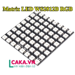 LED Matrix Arduino WS2812 8x8 64 LED