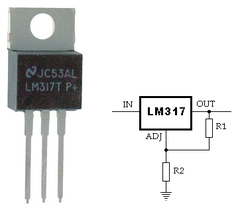 LM317T TO220