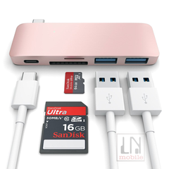 USB-C Combo HUB 5 in 1 LE-TOUCH