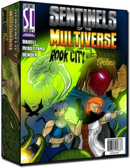 Sentinels of the Multiverse: Rook City & Infernal Relics Pack
