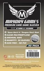 Mayday Games Card Premium Sleeves (50 pack) (61 x 103mm)