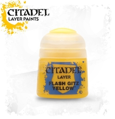 FLASH GITZ YELLOW (12ML)