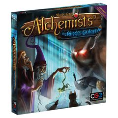 Alchemists: King's Golem Expansion