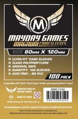 Mayday Games Card Sleeves (100 pack) (80 x 120mm)