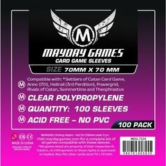Mayday Games Card Sleeves (100 pack) (70 x 70mm)