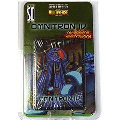 Sentinels of the Multiverse: Omnitron-IV Environmental