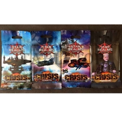 STAR REALMS: CRISIS 4 PACK BUNDLE