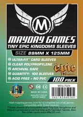 Mayday Games Card Sleeves (100 pack) (88 x 125mm)