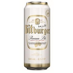 Bia Bitburger 5% – Lon 500ml
