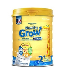 Sữa bột Nuvita Grow Diamond 1+ 900g