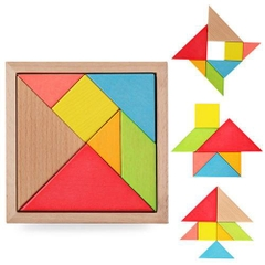 Toptoys Tangram màu DS009