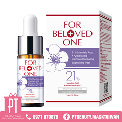 Serum giúp tái tạo da For Beloved One Mandelic Acid 21% 15ml