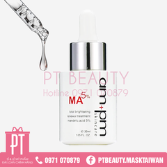 Serum Tái Tạo Da Mandelic Acid 5% AM+PM Naruko 30ml