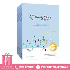Mặt Nạ My Beauty Diary HA - Hydrating Mask Hyaluronic Acid 8pcs