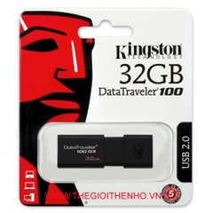 USB 3.0 Kingston DataTraveler 100 G3 32GB