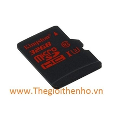 Thẻ nhớ Kingston Micro SDHC 32GB 90/80 MB/s